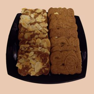 Roomboter amandelspeculaas