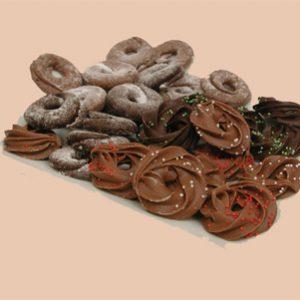 Chocolade kransjes
