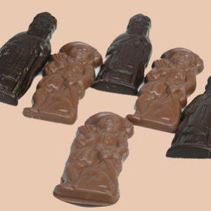 Chocolade sint en piet