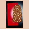 Roomboterspeculaaspop 250 gram in doos met amandelen